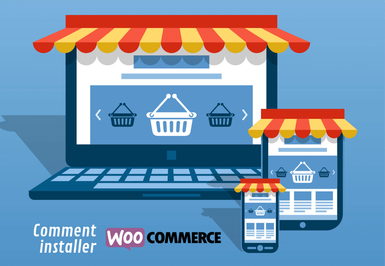 installer woocommerce