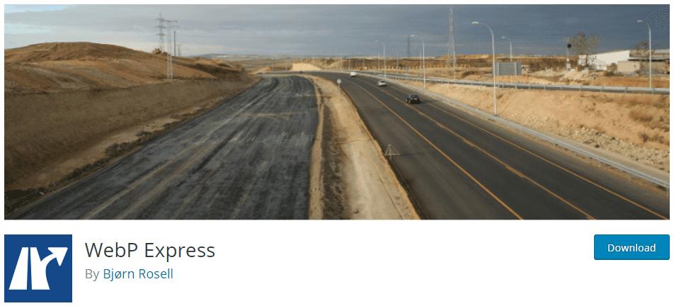 optimisation images webp wordpress avec webp express