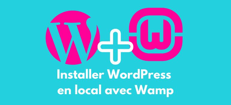 installer wordpress en local wamp